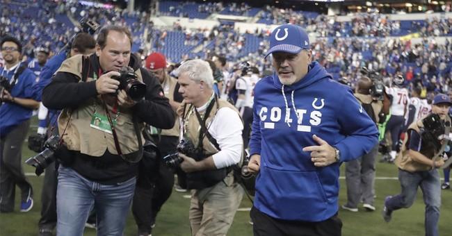 Colts fire coach Chuck Pagano after 4-12 season