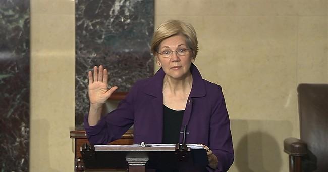 Warren violates arcane rule, sparking Senate dustup