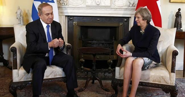 Israeli leader presses UK to impose new sanctions on Iran