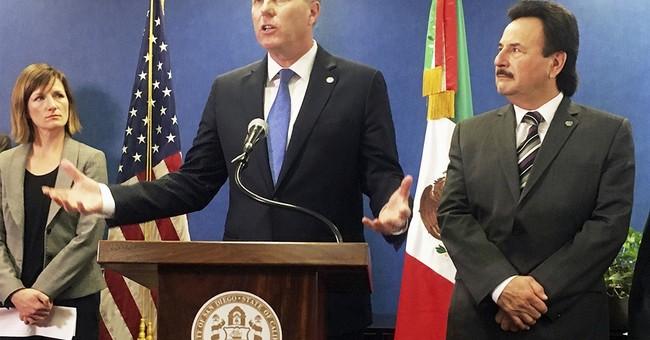 San Diego, Tijuana mayors extol virtues of cross-border ties
