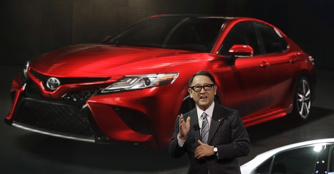 Toyota takes 23 percent hit to profit on lower sales, yen