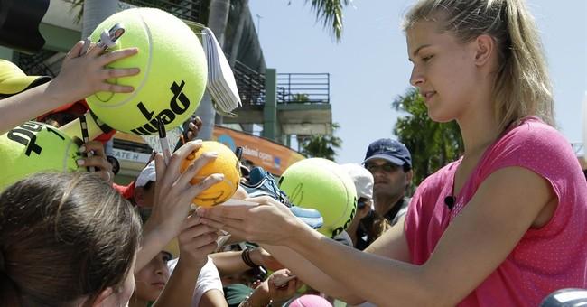 Pats comeback earns fan date with tennis star Genie Bouchard
