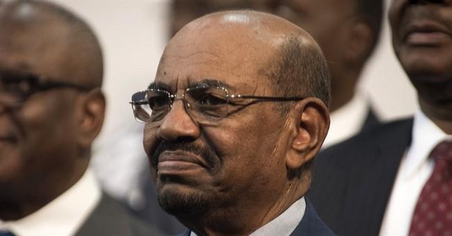 Sudanese president criticizes Iran and Egypt