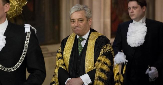 UK Speaker: Trump shouldn't be allowed to address Parliament