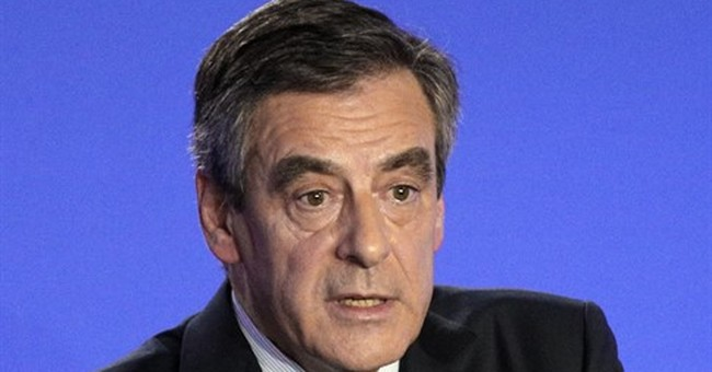 French newspaper: Fillon also paid his wife severance