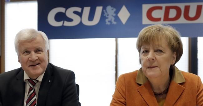 German conservatives unite behind Merkel for September vote