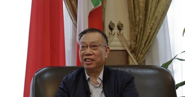 China seeks to show pope, world its organ program reforms
