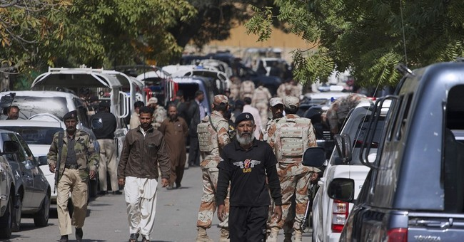 Afghan diplomat killed by his guard in Pakistan