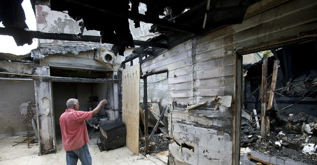 Suspect gets 30 years in Florida mosque fire