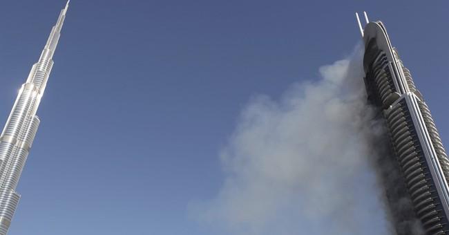 Dubai developer Emaar to collect $332M for high-rise fire