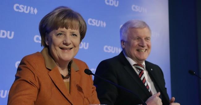 Merkel to visit euroskeptic Poland in struggle to save EU