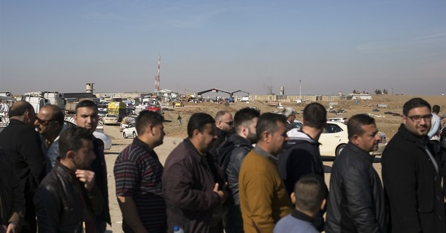 UN says 30,000 have returned to Iraq's Mosul