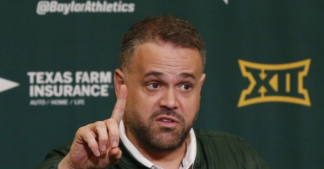 Baylor assistant fired; charged with soliciting prostitute