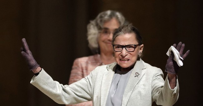 Justice Ginsburg  laments partisanship in speech at Stanford