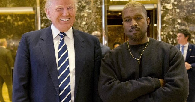 Kanye West deletes tweets on Trump, produces Trump dis track