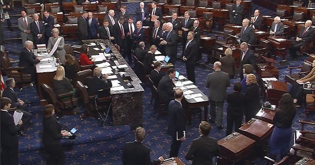 DeVos ekes out confirmation win as Pence casts historic vote