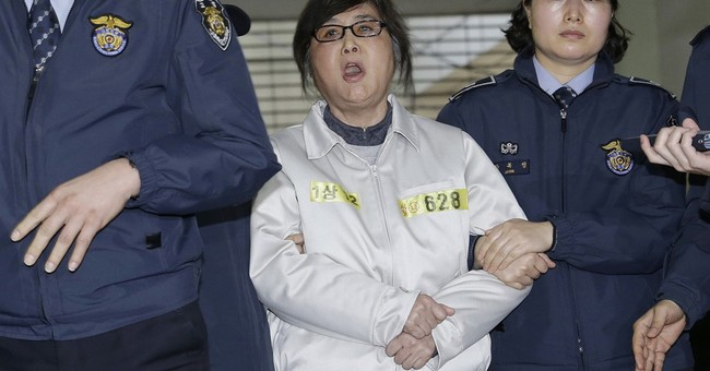 Political scandal overshadows South Korea 2018 Olympic prep