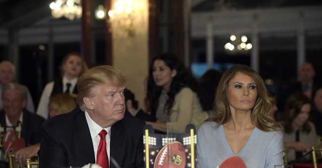 First lady says high profile could mean millions for brand