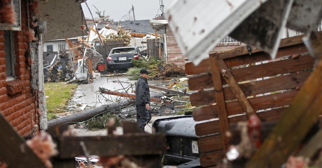 The Latest: NASA: New Orleans facility closed after tornado