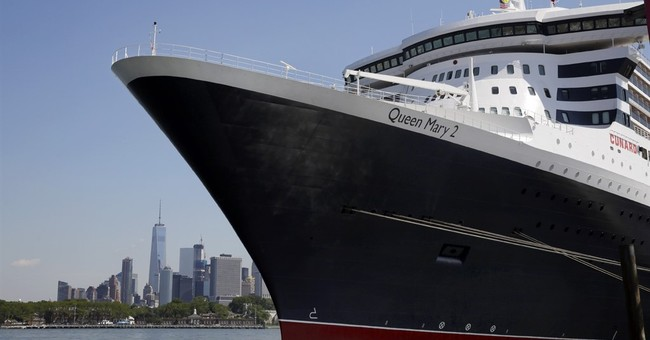 Fashion-themed trip on Queen Mary 2 ship to host Iris Apfel