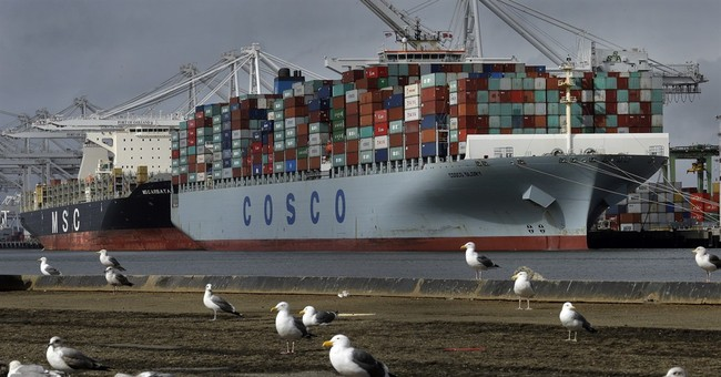 US trade deficit last year hit highest level since 2012