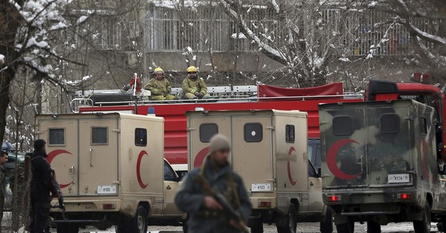 Suicide bomber strikes Afghan Supreme Court, killing 19
