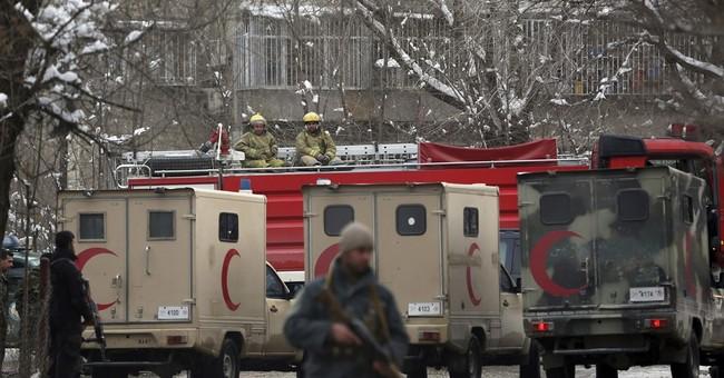 Suicide bomber strikes Afghan Supreme Court, killing 19