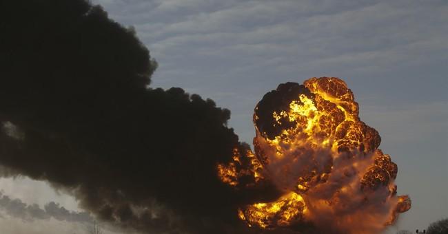 Defective axle blamed for 2013 fiery North Dakota derailment