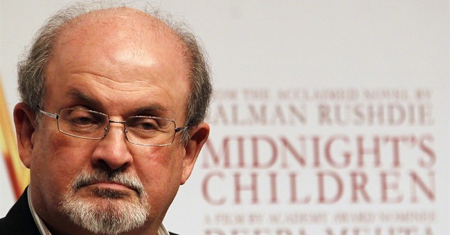 Rushdie novel takes on age of Obama, and Trump