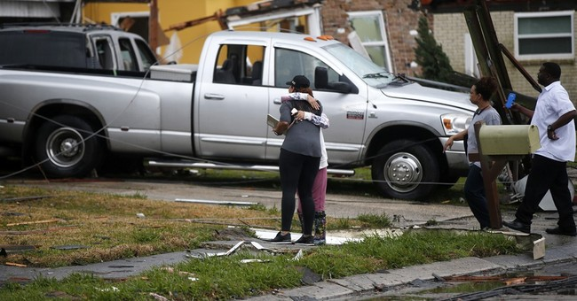 The Latest: Tornado damages New Orleans NASA facility