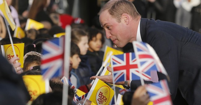 Prince William calls for end to stigma on mental illness