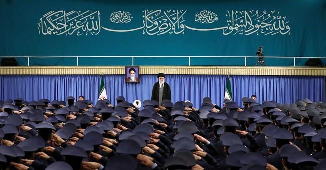 Iran's top leader mocks 'newcomer' Trump
