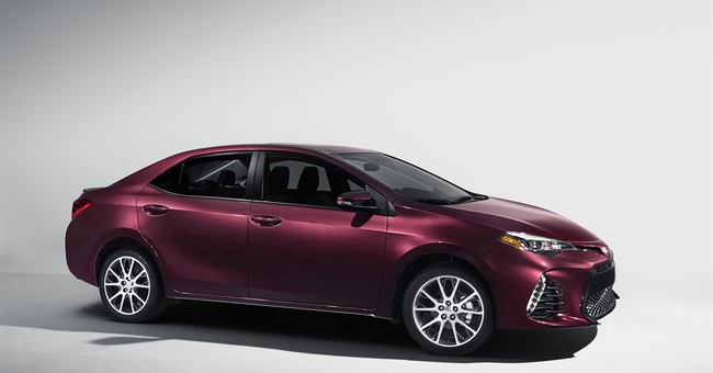 Corolla turns 50, gets new styling and safety features