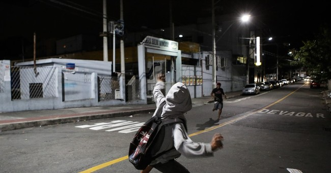 Brazilian governor wants more army troops to quell violence