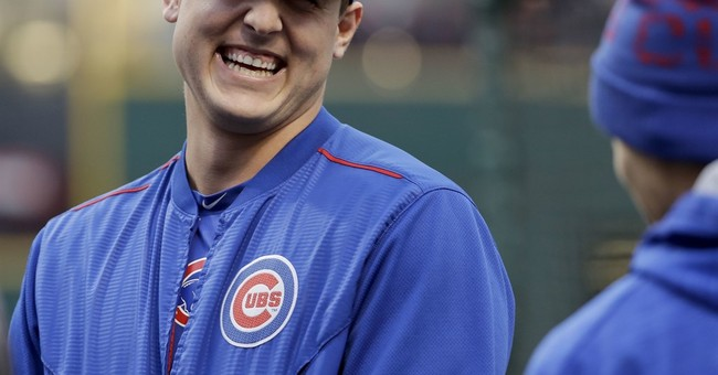 Beaten boy invited to Wrigley by Cubs' Rizzo returns home