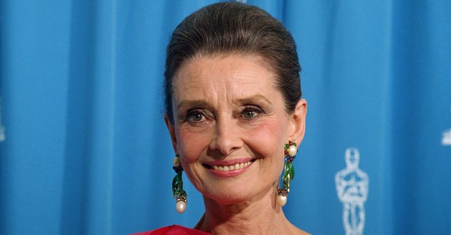 Charity bearing Audrey Hepburn's name sues her eldest son