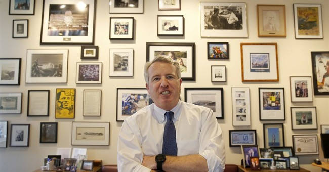 Robert F. Kennedy's son announces bid for Illinois governor