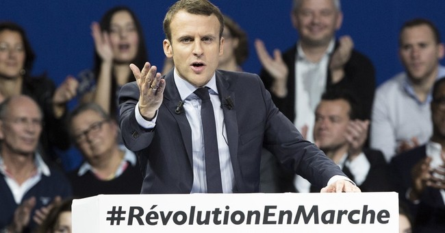 The French election: As twisty as an Alpine road