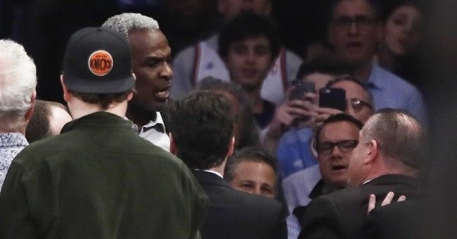 Dolan says MSG banning Oakley after arrest at Knicks game