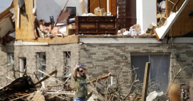 New Orleans Mayor: Half-mile wide tornado damaged 940 homes