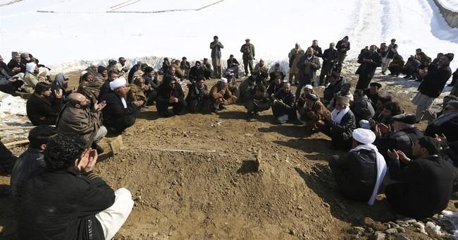 Gunmen in northern Afghanistan kill 6 Red Cross staff