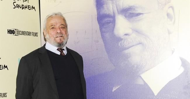 Stephen Sondheim to receive PEN 'literary service' award