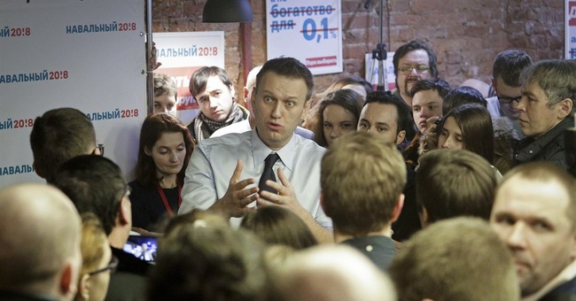Court bars Russian opposition leader from presidential race