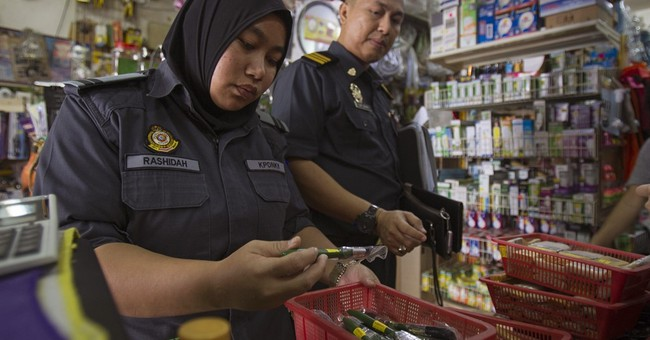 Malaysia seizes pig-hair brushes after Muslims complain