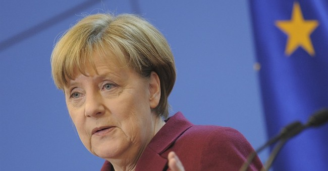 Poland's top politician pleased by talks with Merkel