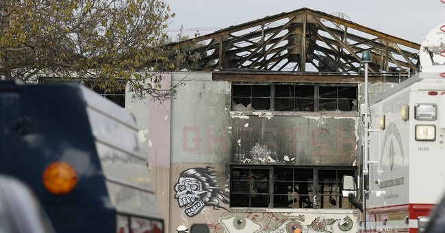 Records show officials visited Oakland warehouse before fire