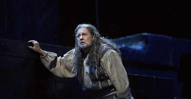 Placido Domingo stars in Met's 'Nabucco' HD