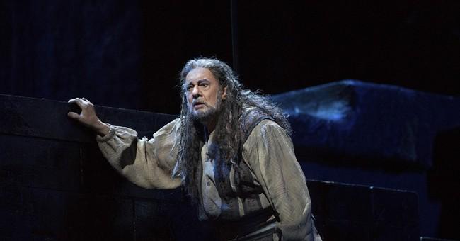 Placido Domingo stars in Met's 'Nabucco' HD