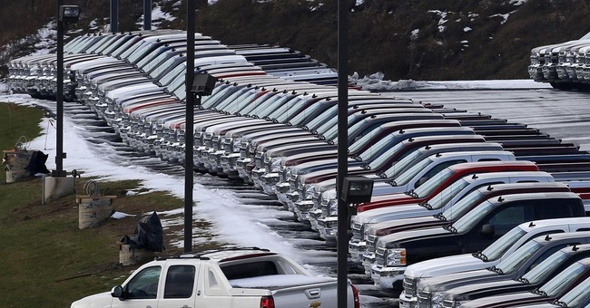 US auto sales hit a record 17.55M in 2016, led by SUVs