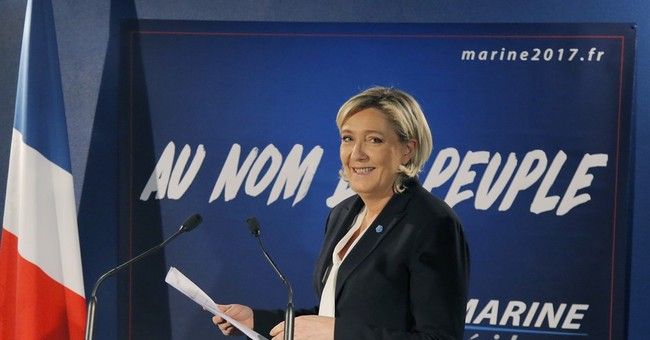 France's Le Pen lauds Ford decision as win for protectionism